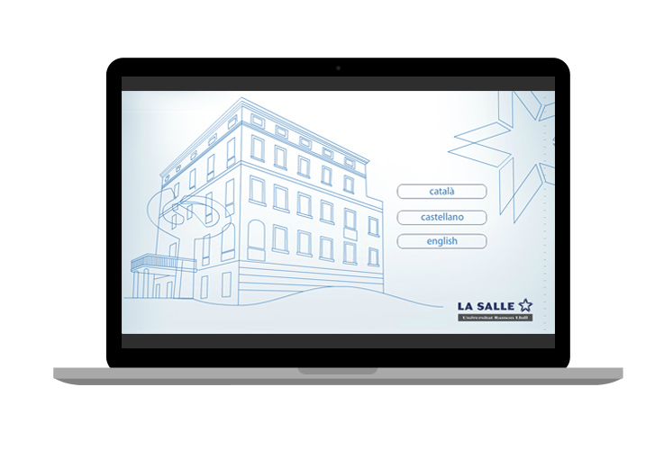 Presentación multimedia para LaSalle