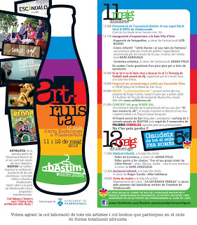 Bastim - 1r cicle d'arts escèniques a Viladecavalls