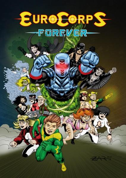 Eurocorps forever (portada)