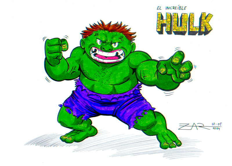 Little Hulk