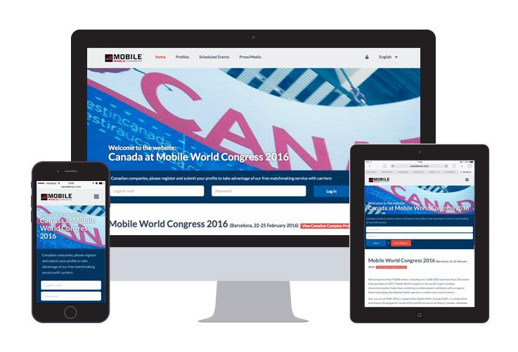 Trabajo - Canada MWC - Programación web