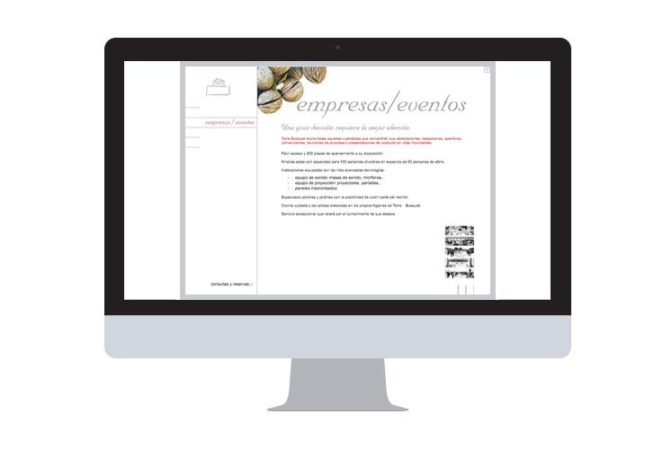 Trabajo - Torrebusquet - Programación web
