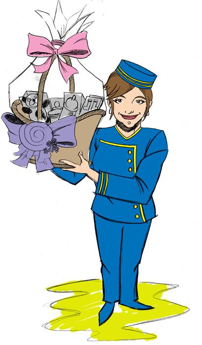 Ilustraciones para el Palacio del Bebé