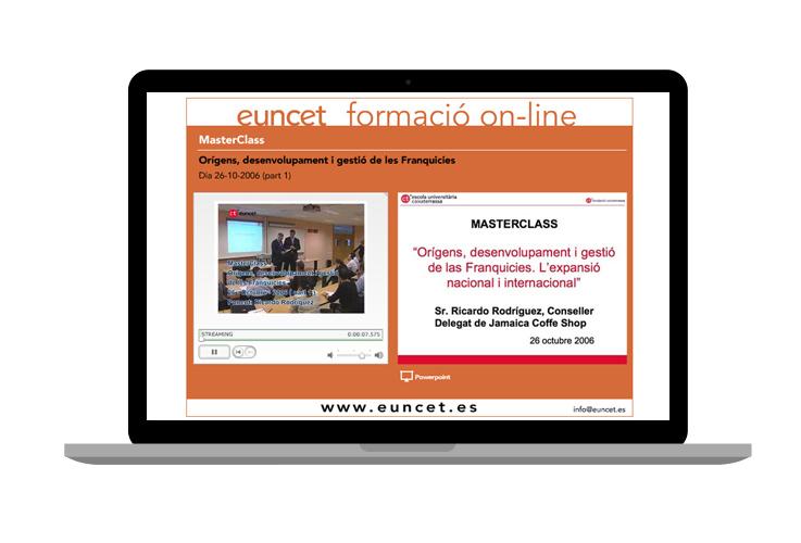 Trabajo - Visor ponencias - Multimedia