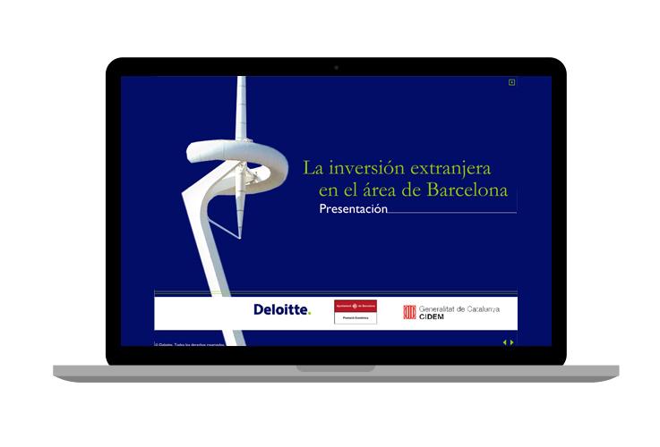 Trabajo - Presentación Deloitte - Multimedia