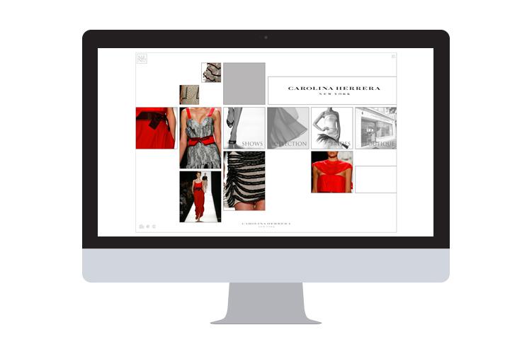 Trabajo - Carolina Herrera - Programación web
