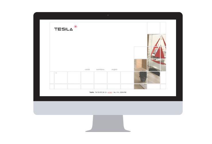 Trabajo - Tesila - Programación web