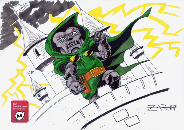 Little Doctor Doom