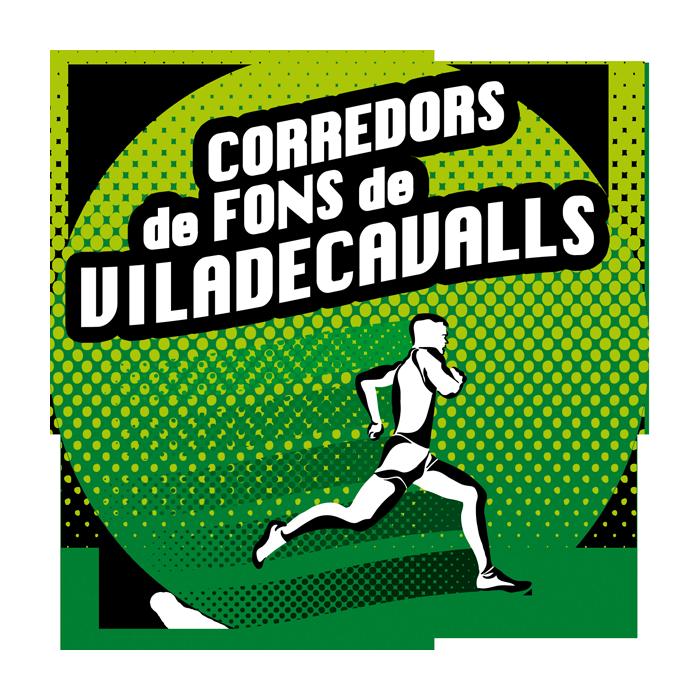 """Logotipo """"Corredors de fons de Viladecavalls"""""""