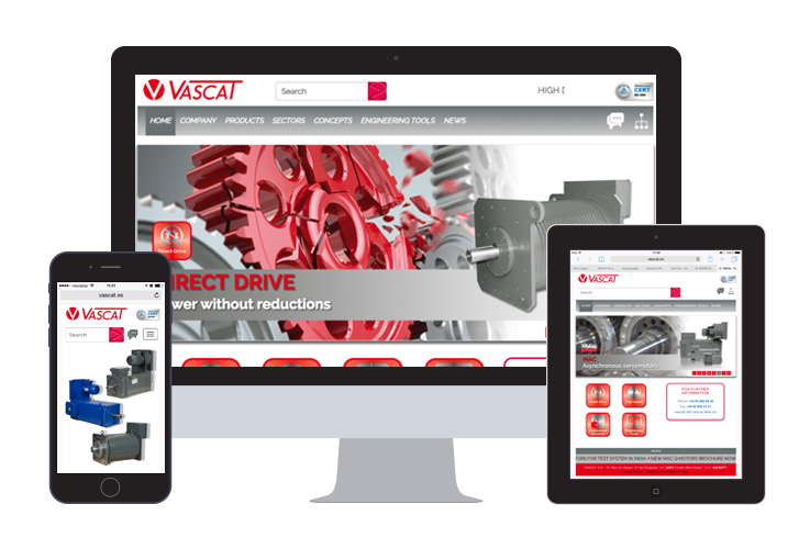 Trabajo - Web - Vascat