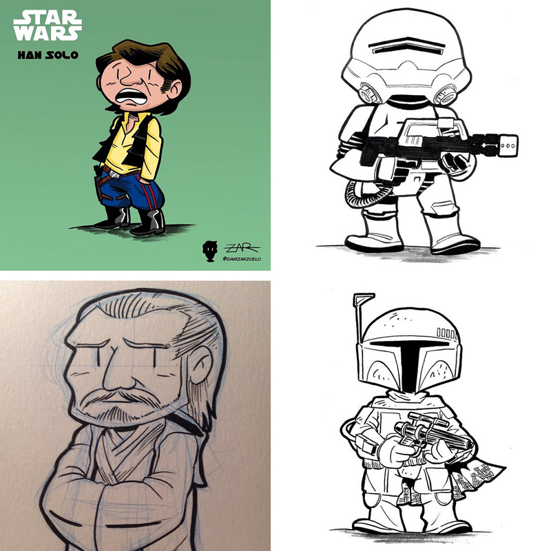 Little Star Wars - preview